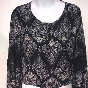 Really Cute Kendall + Kylie Blouse S